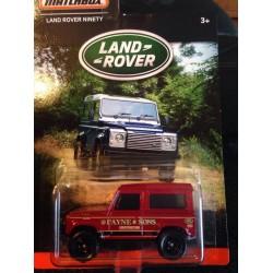 2016 Land Rover series Land Rover 90