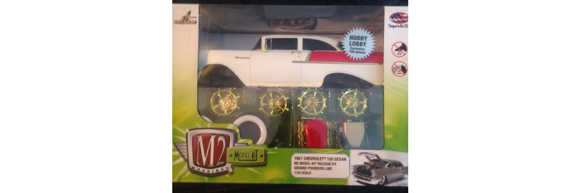 M2 Model Kit