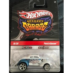 Larry's Garage Series Pass'n Gasser - With Initials!