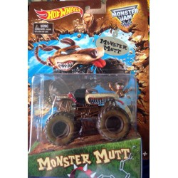 2014 Hot Wheels Rewards Monster Mutt