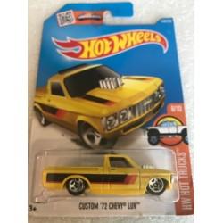 Custom '72 Chevy Luv - All Small Wheels