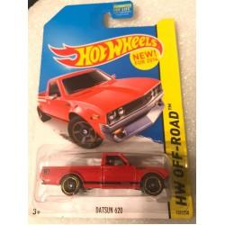 Datsun 620 - Rear Wheel Error