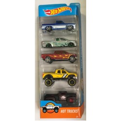 2016 Hot Trucks 5-Pack