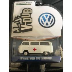 Club V-Dub Series 3 - 1975 Volkswagen Type 2 Ambulance