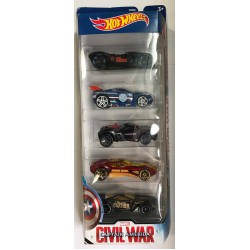 2015 Marvel Captain America Civil War 5-Pack