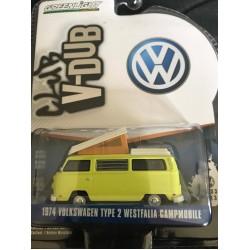Club V-Dub Series 3 - 1974 Volkswagen Type 2 Westfalia Campmobile