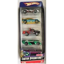 Target 2007 Easter Speedsters 5-Pack