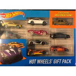 2015 Hot Wheels 9 Car Gift Pack