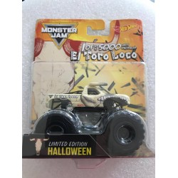 2017 Halloween El Toro Loco Limited Edition