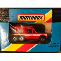 1981 #57 Carmichael Fire Tampos