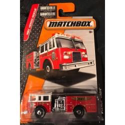 2015 #062 Pierce Dash Fire Engine