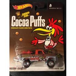 Cocoa Puffs Texas Drive 'Em