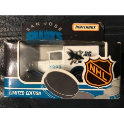 1993 San Jose Sharks Ford Model A Delivery