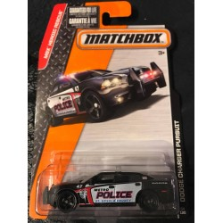 2015 #064 Dodge Charger Pursuit - Metro Police Tampo