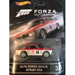 Forza Motorsports Alfa Romeo Giulia Sprint GTA