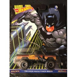 Batman v Superman 1980 Dodge Macho Power Wagon