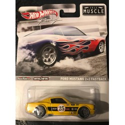 Hot Wheels Racing 2012 Muscle Ford Mustang 2+2 Fastback