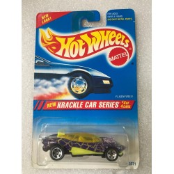 1995 Krackle Car series Flashfire - Yellow Dome