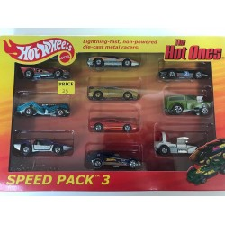 Target 2012 Hot Ones Speed Pack 3