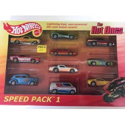 Target 2012 Hot Ones Speed Pack 1