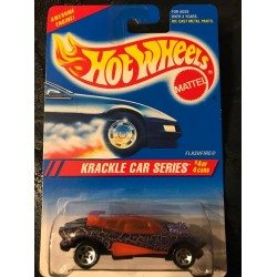 1995 Krackle Car series Flashfire - Orange Dome