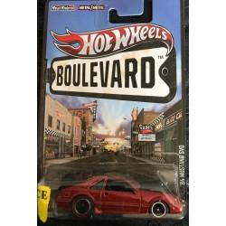 Boulevard Series '84 Mustang SVO