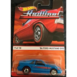 Heritage Redline Series '84 Ford Mustang SVO