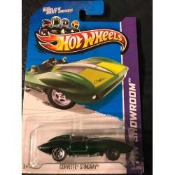 2013 #203 HW Showroom Corvette Stingray - Front Wheel Error