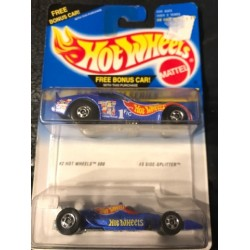 1995 Race Team Series Bonus Pack - Side Splitter & Hot Wheels 500