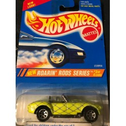 1995 Roarin' Rods Series Cobra - Metal Base