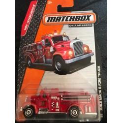 2014 #100 1963 Mack B Fire Truck