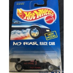 #244 - No Fear Race Car - 7 spoke Wheels