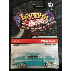 Larry's Garage Series '57 Chevy Bel Air - With Initials!