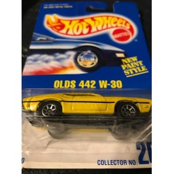 #267 - Olds 442 W-30 - Grey Base