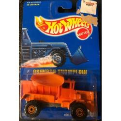 #201 - Oshkosh Snowplow - Orange CT Wheels