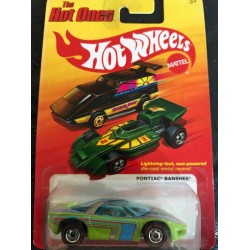 Hot Ones Series Pontiac Banshee - Chase