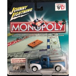 Johnny Lightning Monopoly 70th Anniversary '40 Ford Pick-up