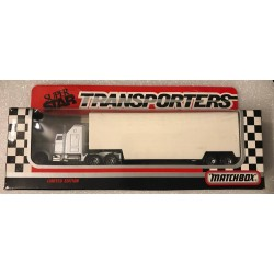 Superstar Transporters - 1991 ASAP Promotional Blank
