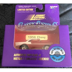 Johnny Lightning Classic Customs 1956 Chevy Limited Edition - #1008 of 4800