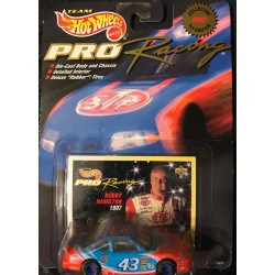 Hot Wheels Racing #43 STP Bobby Hamilton - Facing Right