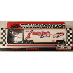 Superstar Transporters - 1992 #1 Jeff Gordon Baby Ruth