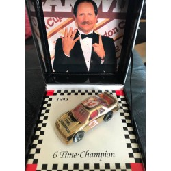 Superstars Awards - 1993 #3 Dale Earnhardt 6-Time Champion Boxed Car