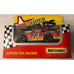 Superstars - 1995 #74 Johnny Benson Lipton Tea