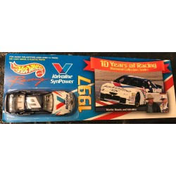 Hot Wheels Racing #6 Valvoline SynPower Promo