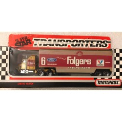 Superstar Transporters - 1991 #6 Mark Martin Folgers