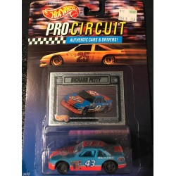 Hot Wheels Pro Circuit #43 STP Richard Petty