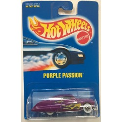 #087 - Purple Passion - Flames Tampo