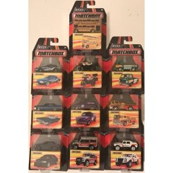 Best of Matchbox Series 1 - Complete Set