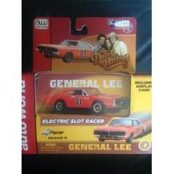 Auto World Dukes of Hazzard General Lee Slot Car