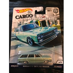 Car Culture Cargo Carriers Nissan C10 Skyline Wagon